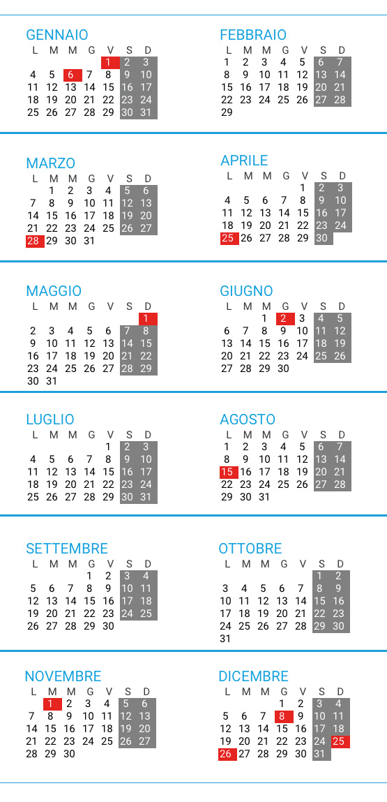 calendario- delle-festivita-2016
